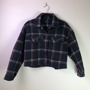 NWT - Storets check coat